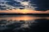 Loojang peegeldusega Pildi saatis: ReedikS Kirjeldus: 22,10.2014 kell 17.48 Harku järve ääres