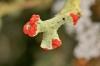 Väävel-porosamblik Pildi saatis: BERTA07 Kirjeldus: Rabas kraavipervel punetas porosamblik väga kaunilt. Pildistatud 26.01.2015  Parasmäe rabas