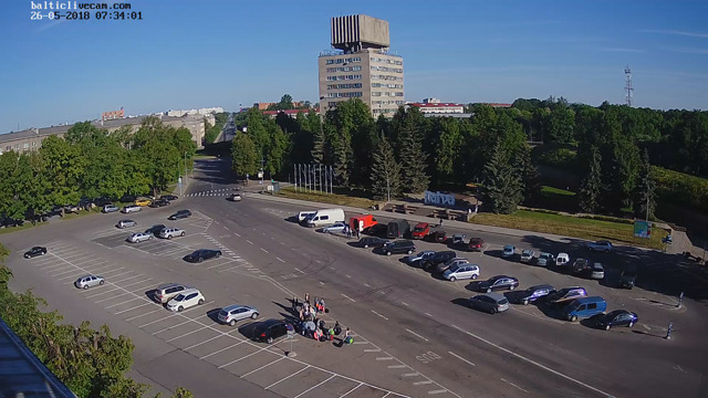 Dettagli webcam Narva